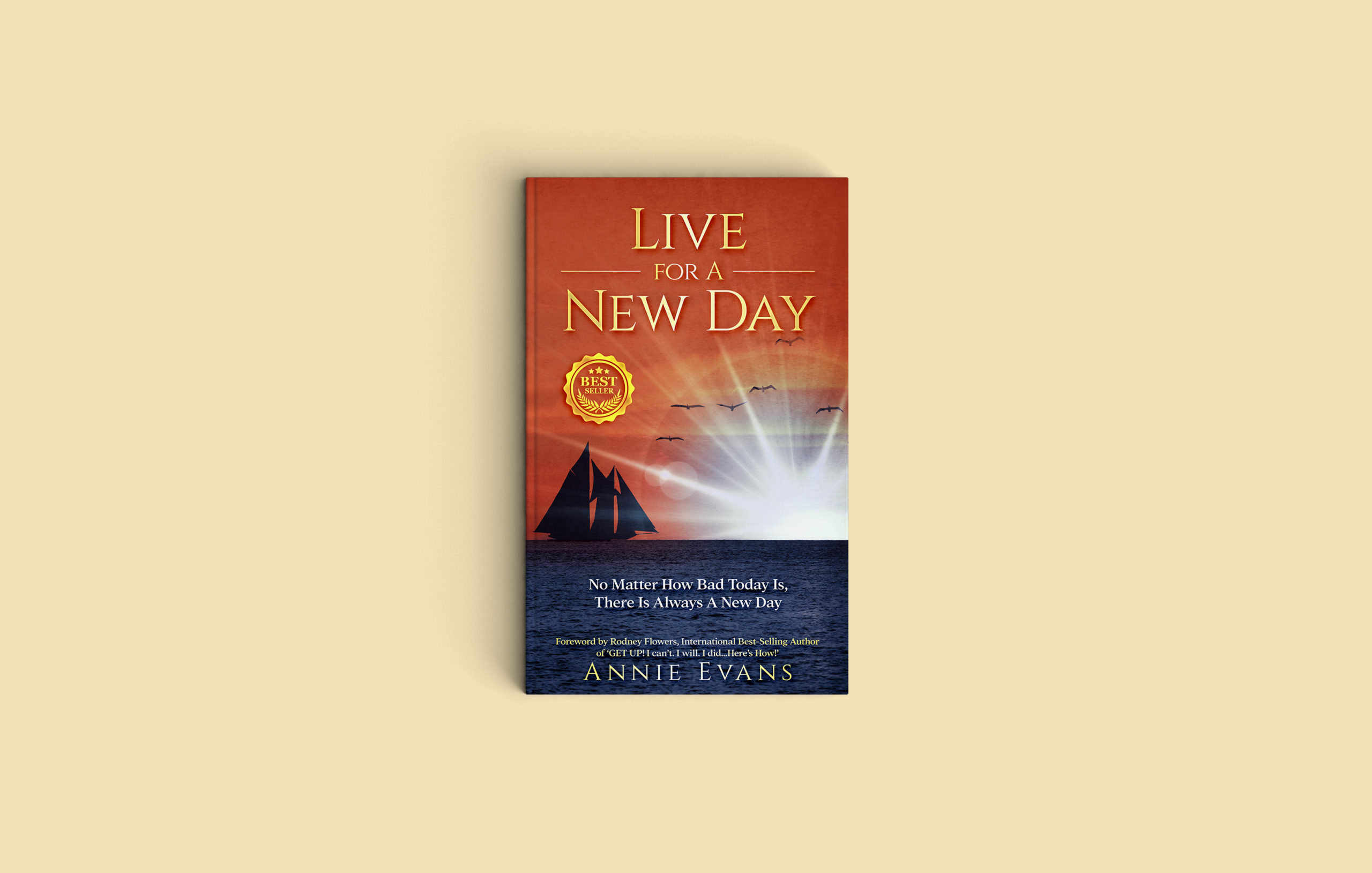 live for a new day by annie evans featured image