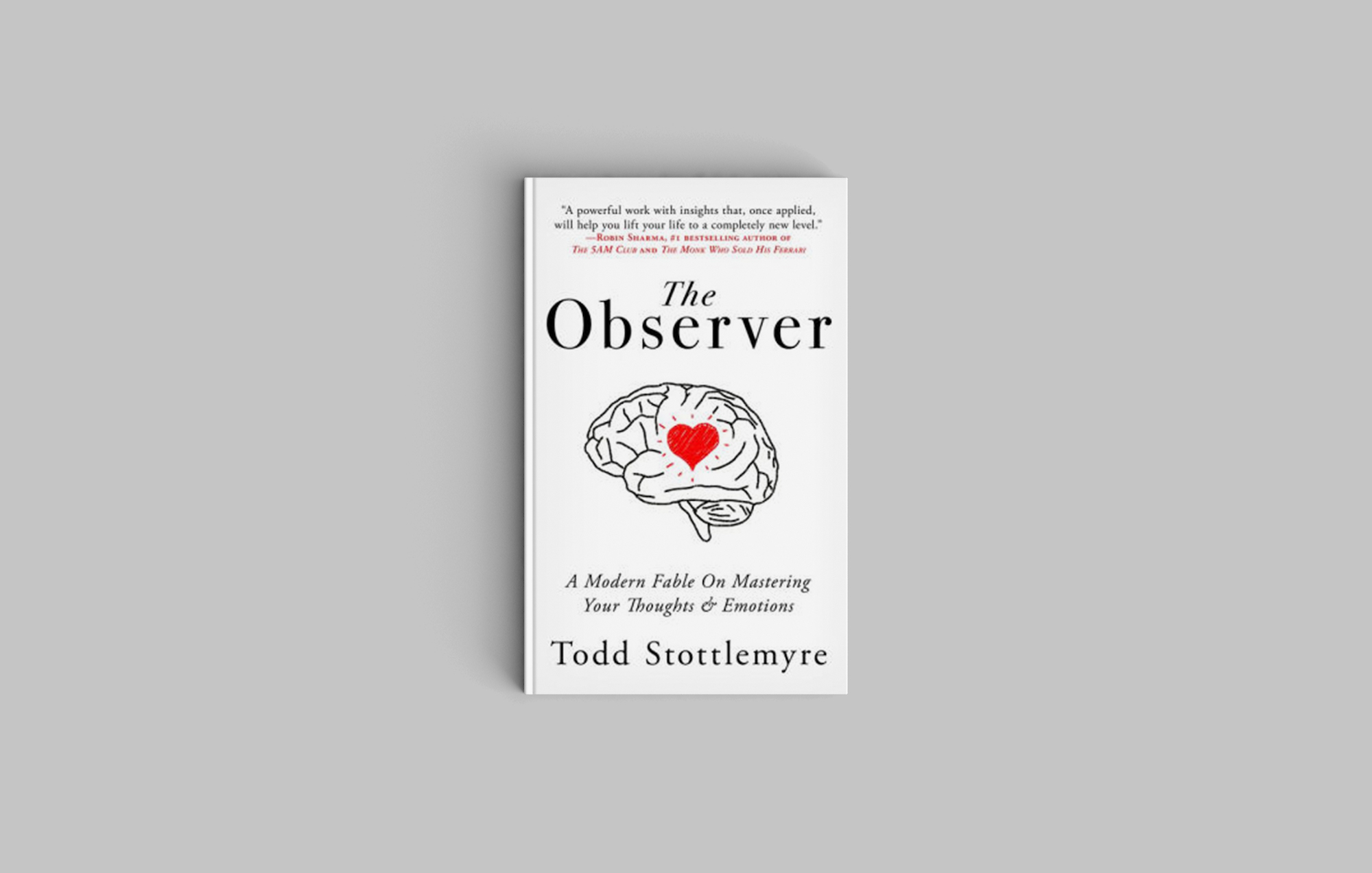 the observer by todd stottlemyre